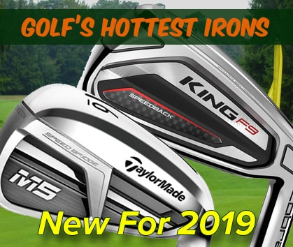Shop New for 2019 Irons!