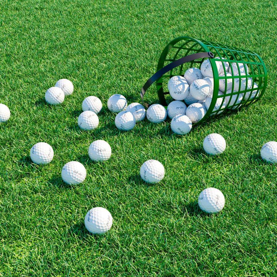 Golf Balls FAQ section image