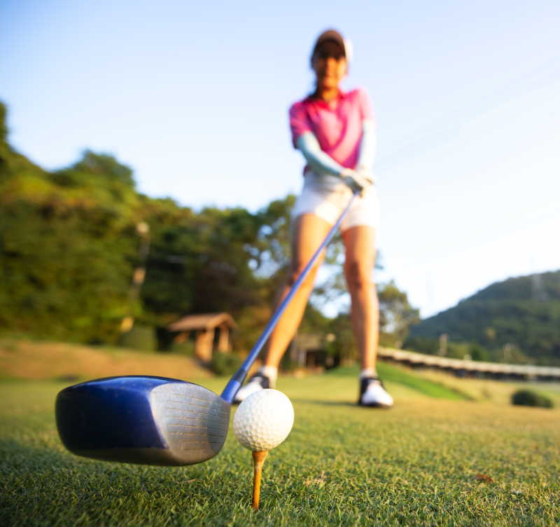 Ladies Golf Drivers