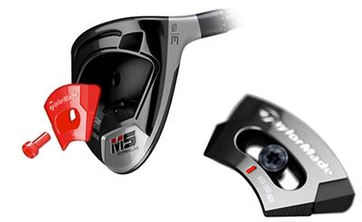 M5 Fairway Adjustability Tech