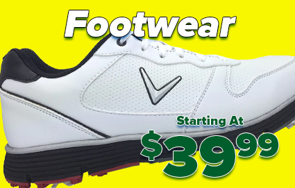 Footwear Starting At $39.99