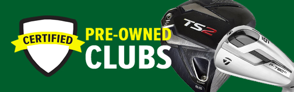 Certified Pre-Owned Clubs