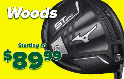 Woods Starting At $79.99