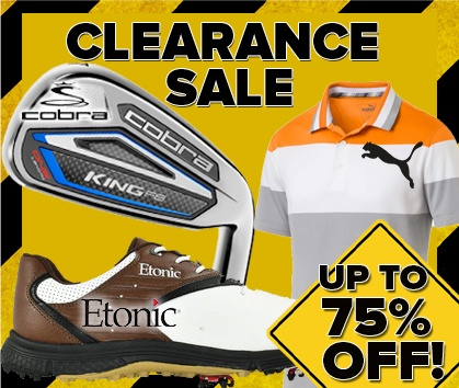Warning: Falling Prices Ahead! Up To 75% OFF Clearance Cave Sale - This Weekend Only!