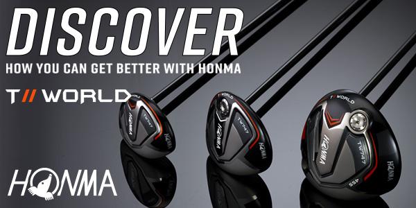 Honma Golf Equipment