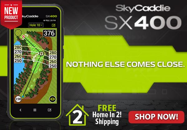 Sky Golf Banner