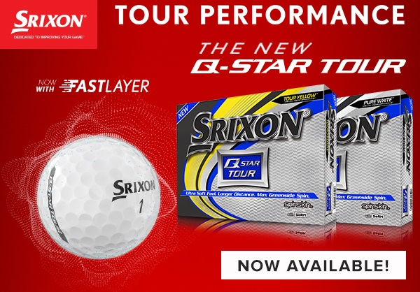 Srixon Golf Balls!