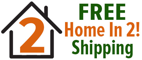 Free Home In 2! Shipping!