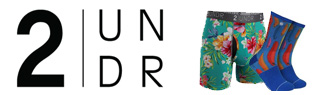 Free Socks w/ 2UNDR Boxer Briefs Purchase!