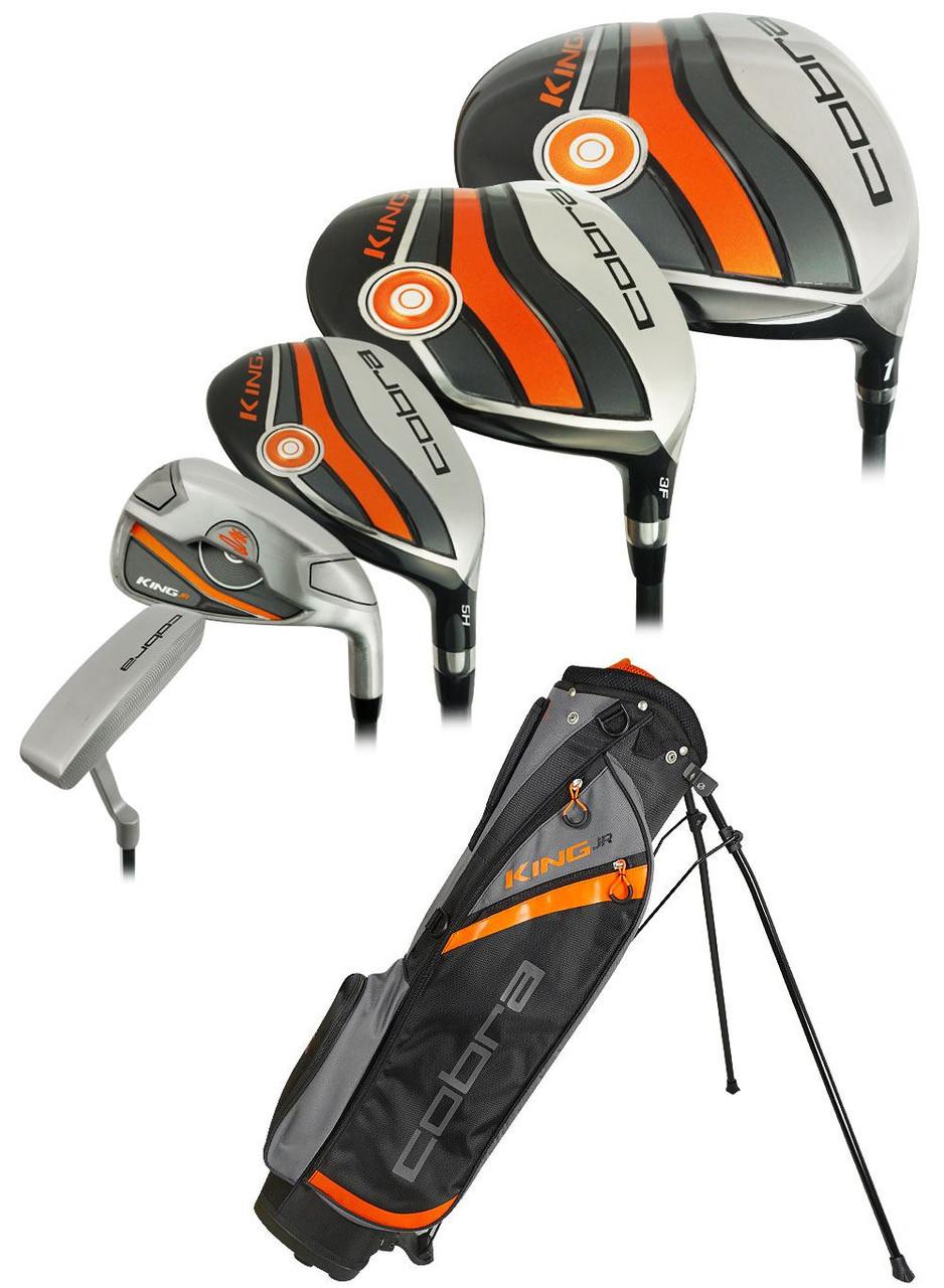 da23c7d22296 Cobra Golf KING Jr Complete Set With Bag (Ages 13-15)   RockBottomGolf.com