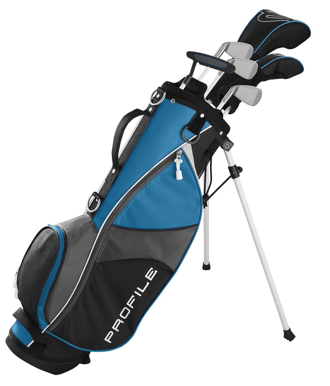 Wilson Profile Sgi Junior Large Complete Set W Bag Rockbottomgolf Com