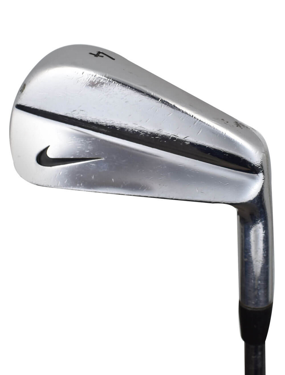 Pre Owned Nike Golf Forged Blades Irons 8 Iron Set Rockbottomgolf Com