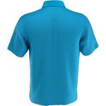PGA Tour Golf- Junior Boys Airflux Solid Mesh Polo