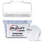 Bullet .444 Distance Golf Balls [96-Ball]