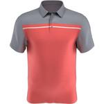 PGA Tour Golf- Junior Boys Birdseye Print Polo