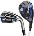 Tour Edge Golf- Hot Launch C522 Combo Irons (7 Club Set) Graphite