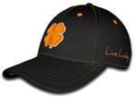 Black Clover Golf- Premium Lux Clover Hat