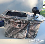 Club Clean Golf- Club & Ball Washer System w/ Bracket Kit (Premium Colors)