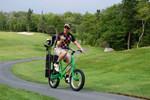 The Golf Bike