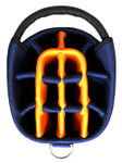 Hot-Z Golf US Military Cart Bag Navy