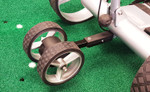 Bat-Caddy Golf Retrofit Mountain Slayer Wheel For X3R