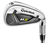 TaylorMade Golf- LH M2 Irons 7 Iron Set (Left Handed)