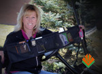 The Cart Valet- Golf Cart Organizer