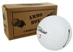 Titleist Pro V1x Mint Refinished Used Golf Balls *36-Ball Ammo Box*