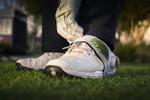 FootCaddy Golf- Club Cleaning Tool Shoe Wrap