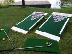 Beer Pong Golf Set