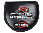 Ray Cook Golf- Silver Ray SR400 Limited Edition Red Putter