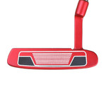 Ray Cook Golf Silver Ray SR600 Limited Edition Red Putter