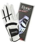 Etonic Golf- MLH Stabilizer™ F1T Sport Glove White/Black