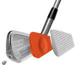TaylorMade Golf- P760 Irons (7 Iron Set)
