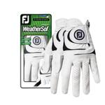 FootJoy Golf- Ladies LLH WeatherSof Glove (2 Pack)