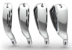 Wilson Golf- LH Staff D7 Irons (Left Handed)