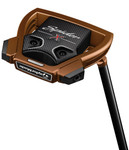 TaylorMade Golf- Spider X Copper/White Small Slant W/Sightline Putter