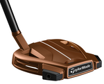TaylorMade Golf- LH Spider X Copper Small Slant W/Single SightLine Putter (Left Handed)