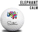 Saintnine Extreme Soft Gold Golf Balls