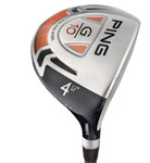 Pre-Owned Ping Golf G10 Fairway (Left Hand)
