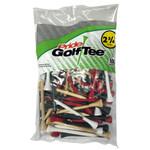 """Pride Golf- 2 3/4"""" Deluxe Tees"""