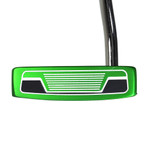 Ray Cook Golf- Silver Ray SR500 Limited Edition Green Putter
