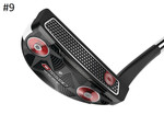 Pre-Owned Odyssey Golf O-Works #9 Putter (Left Hand)