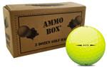 Titleist AVX Near Mint Recycled Used Golf Balls *36-Ball Ammo Box*