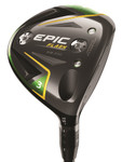 Pre-Owned Callaway Golf Epic Flash Sub Zero Fairway Wood