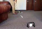 Izzo Golf- Sharp Shooter Putting Trainer & Game Set