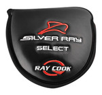 Ray Cook Golf- LH Silver Ray SR575 Red Putter (Left Handed)