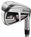 Pre-Owned TaylorMade Golf M6 Irons (6 Iron Set)
