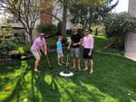 Yolf Golf- 9 Hole Professional Game