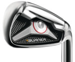 Pre-Owned Taylor Made Golf Burner 1.0 Irons (6 Irons Set)